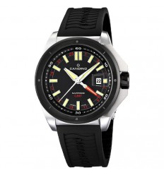 Candino Planet Solar GMT watch C4473/2