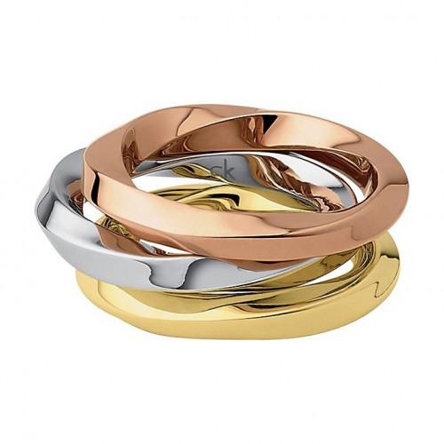 Ring Calvin Klein CK Exclusive KJ0KDR300106 KJ0KDR300107 KJ0KDR300108