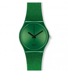 Swatch Original Gent Deep Shine Green GG213