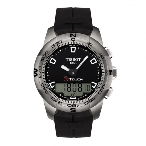 Tissot T-Touch II watch Titanium T0474204705100