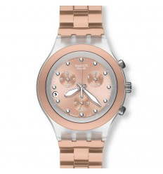 Swatch Diaphane Chrono Full-Blooded Caramel svck4045ag