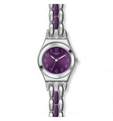 Swatch Irony Lady Standard Plummy Purple YSS275G