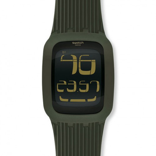 Swatch Touch Olive SURG101