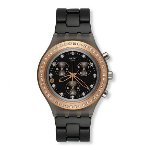 Swatch Irony Full - Blooded Stoneheart Black SVCM4008AG