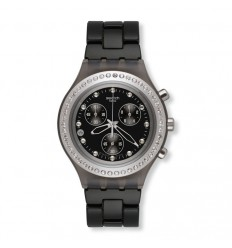 Swatch Irony Full - Blooded Stoneheart Silver SVCM4009AG