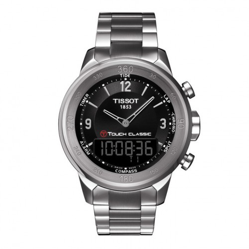 Tissot T-Touch Classic watch T0834201105700