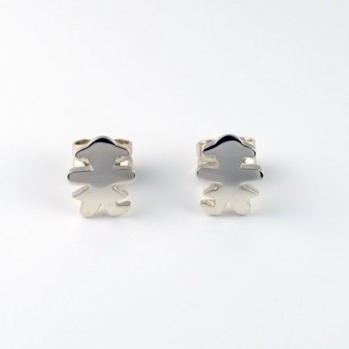 Earrings silver Insona girl AR50INA06