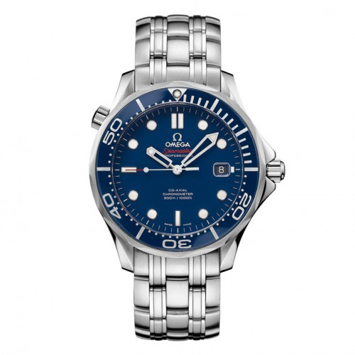 Omega Seamaster 300 M CHRONOMETER blue 212.30.41.20.03.001