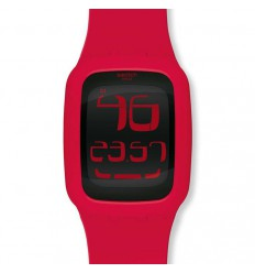 Swatch Touch Chili SURR102