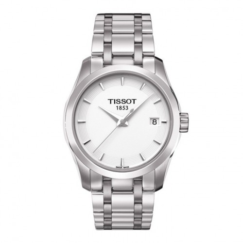 Tissot T-Trend Couturier woman watch T0352101101100