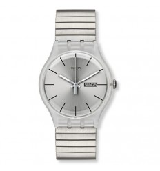 Swatch New Gent Watch Resolution SUOK700B SUOK700A