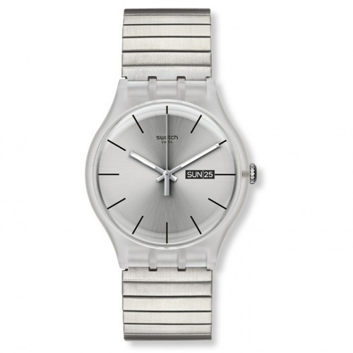 Swatch New Gent Watch Resolution SUOK700B