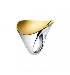 CK Calvin Klein Ring undulate KJ1AJR200207 KJ1AJR200208 KJ1AJR200209