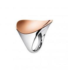 CK Calvin Klein undulate ring pink KJ1APR200205 KJ1APR200206 KJ1APR200207