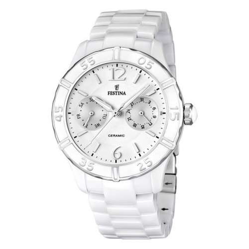 Festina Ceramic Multifunction Watch F16622/1 Women