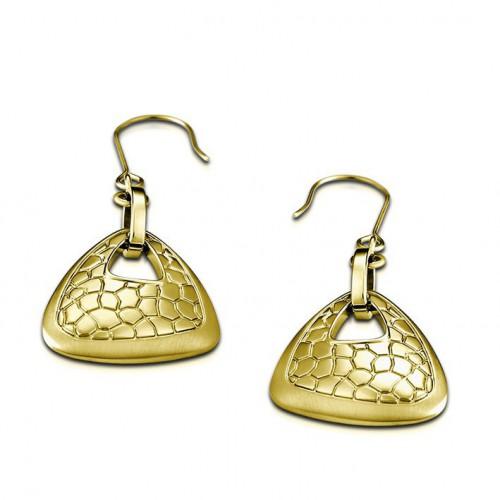 Earrings Golden Lotus Privilege Style LS1443-4/1