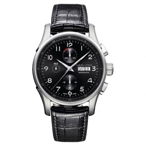 Hamilton Jazzmaster Maestro Auto Chrono Watch H32716839