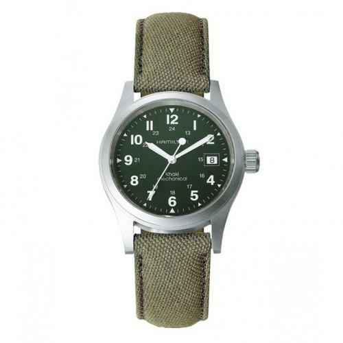 Watch Hamilton H69419363 Khaki Field Mechanical Officer