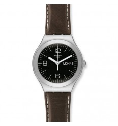Swatch Irony Big Watch Brown Sand YGS764