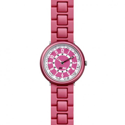 Flik Flak watch Sola Corail Red FCN032