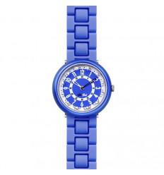 Flik Flak watch Sola Purpleblue FCN033