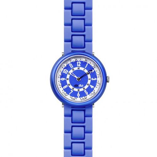 Flik Flak watch Sola Purpleblue FLN031