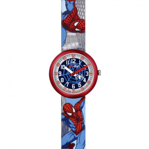 Flik Flak watch Go-Spidey! FLN031