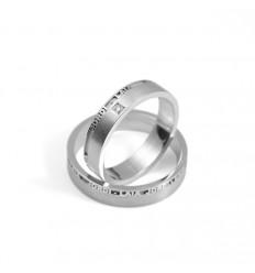 8369 Wedding rings