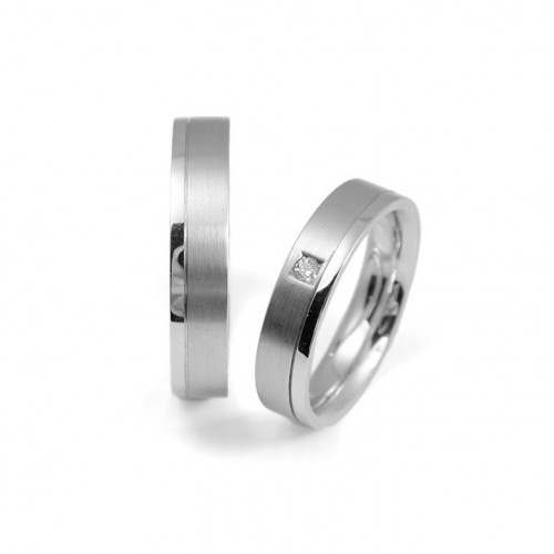 8022 Wedding rings