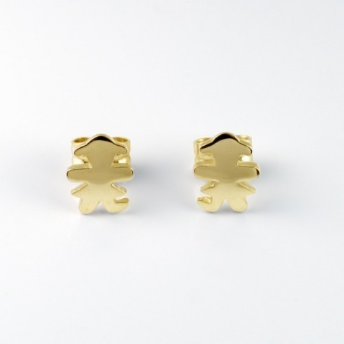 Silver Earrings Insona golden girl INA01AR700