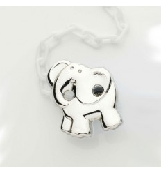 Needle babyzoo Elephant Pacifier. 245101
