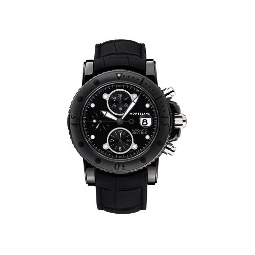 MONTBLANC Sport Chronograph watch automatic 104279