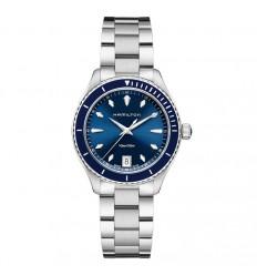 Quartz Watch Hamilton Jazzmaster Seaview woman H37451141