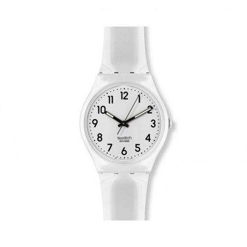 Swatch Original Gent Just White Watch GW151
