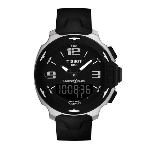 Race Tissot T-Touch watch T0814201705701
