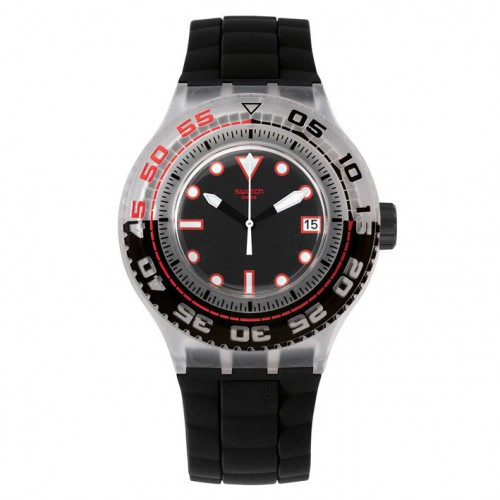 Stormy Swatch Scuba Libre watch SUUK400