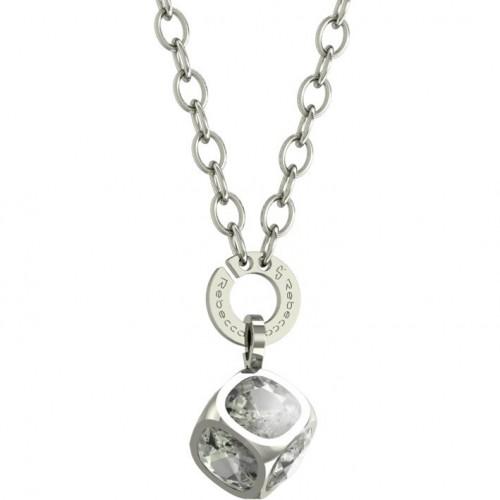 Rebecca Candy Pendant stone bronze Swarovski Rhodium BCNKBN05