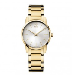 Calvin Klein watch CK City yellow PVD K2G23546