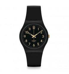 Swatch Original Gent Golden Tac Watch GB274