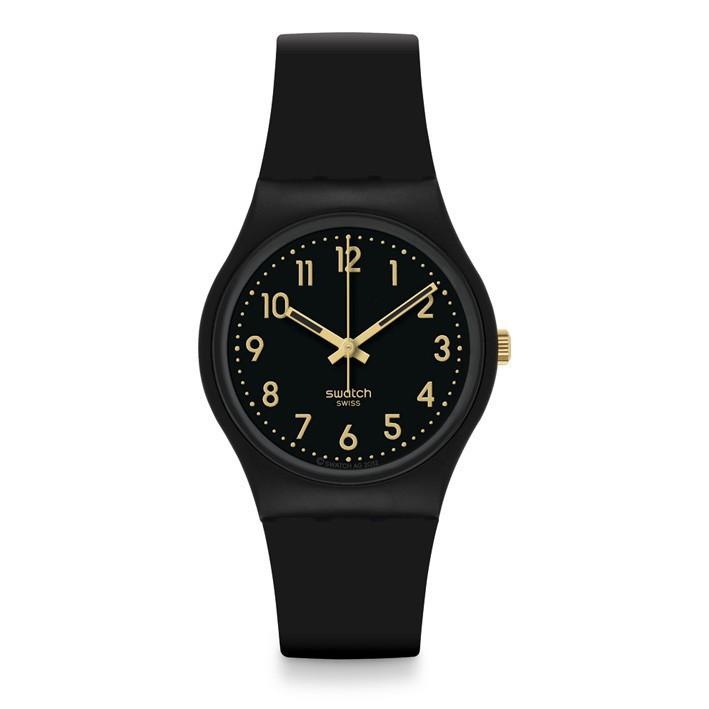 Reloj Gent Swatch Gb274 Original Golden Tac I76Ygybfv