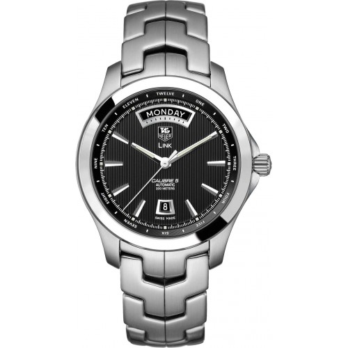 Tag Heuer Link Watch Calibre 5 WJF2010.BA0592