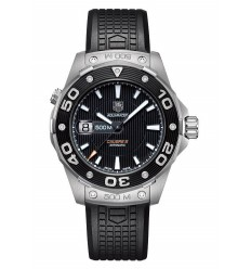 Tag Heuer Aquaracer watch 500 M WAJ2110.FT6015