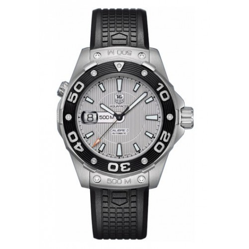 Tag Heuer Aquaracer watch 500 M WAJ2111.FT6015