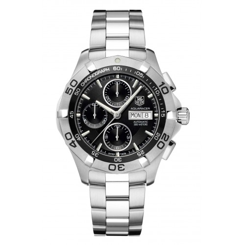 Tag Heuer Aquaracer watch Calibre 16 Day-Date CAF2010.BA0815