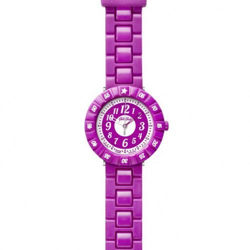 Flik Flak watch Purple Color Shake FCSP003