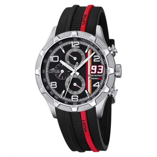 Marc Marquez Lotus watch chronometer 15881/6