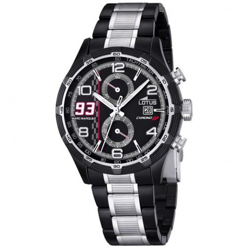 Marc Marquez Lotus Watch Limited Edition Chronometer 15882/1