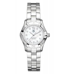 Tag Heuer Aquaracer watch Ladies diamond WAF1415.BA0824