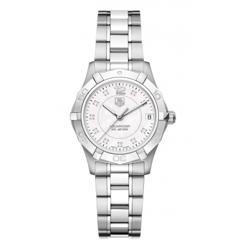 Watch Tag Heuer Aquaracer Ladies diamond WAF1312.BA0817