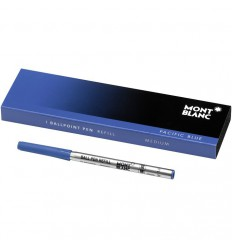 1 Parts (M) for ballpoint Montblanc Pacific Blue 105151
